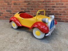 Childs 'Noddy' Pedal Car