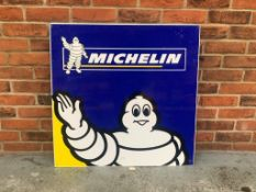 Michelin Bibbendum Tin Sign