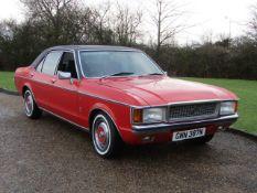 1974 Ford Granada 3.0 Ghia Auto MKI