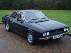 1981 Lancia Beta Spyder 2000