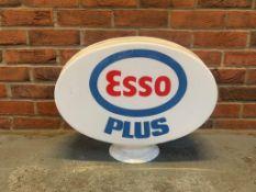 Esso Plus Original Petrol Globe