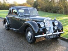1953 Riley RMF 2.5 Litre