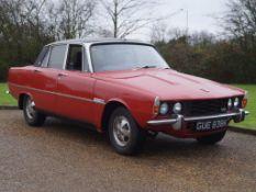 1972 Rover P6 3500S