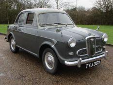 1957 Wolseley 1500 MKI