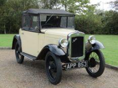 1934 Austin Seven Tourer