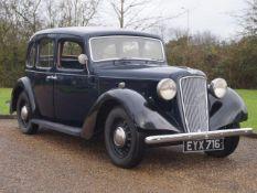 1938 Austin 12 Ascot