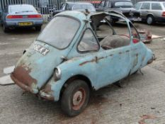 1960 Heinkel Trojan 200cc