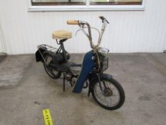 1967 Raleigh Moped
