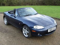 2003 Mazda MX5 1.8 Roadster 26,000 Miles From New