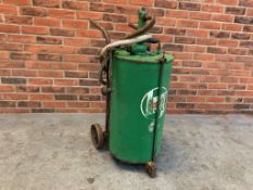 Vintage Castrol Oils Forecourt Dispenser
