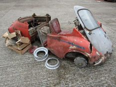 1959 Heinkel Trojan 198cc