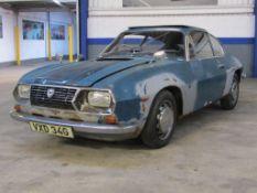 1969 Lancia Fulvia Sport Series I Zagato