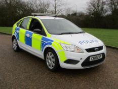2010 Ford Focus Style 1.6 TDCi