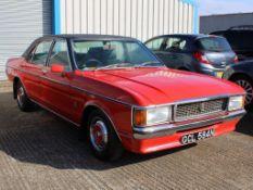 1974 Ford Granada MK I 3000 Auto