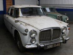 1969 Rover P5B 3.5 Litre Auto Saloon
