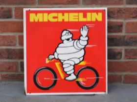 Michelin Plywood Double Sided Advertising Sign