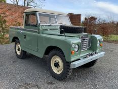 "1970 Land Rover 88 Pick-Up Series IIA """