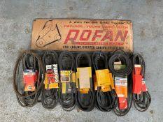 Rofan Fan Belt Vintage Rack