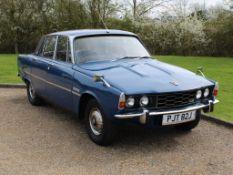 1971 Rover P6 3500 Auto