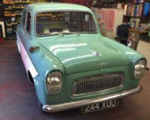 1960 Ford Prefect 107E