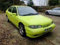 1994 Ford Mondeo LX Rare Citrine Yellow