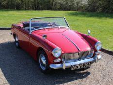 1963 MG Midget MK I