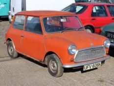 1971 Morris Mini 1000