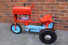 Vintage Triang Tractor