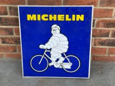 Michelin Double Sided Flange Sign