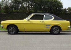 1972 Ford Capri 1600 GT XLR MKI 26,000 miles from new
