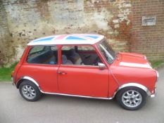 1985 Austin Mini Mayfair