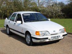 1989 Ford Sierra XR 4x4 i