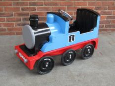 Thomas The Tank Engine Childs Pedal Car