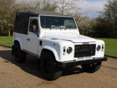 2002 Land Rover Defender 2.5 TD5 Pick-up