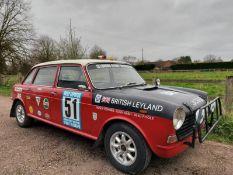 1966 Morris 1800 MK I 'Landcrab'