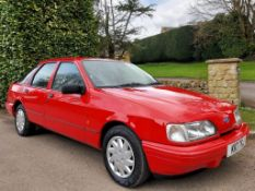 1993 Ford Sierra 1.8 LXi 2,780 miles from new