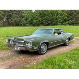 1970 Cadillac Eldorado Coupe LHD