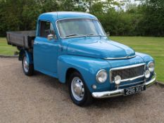 1961 Volvo P 21114 A Pick-Up LHD