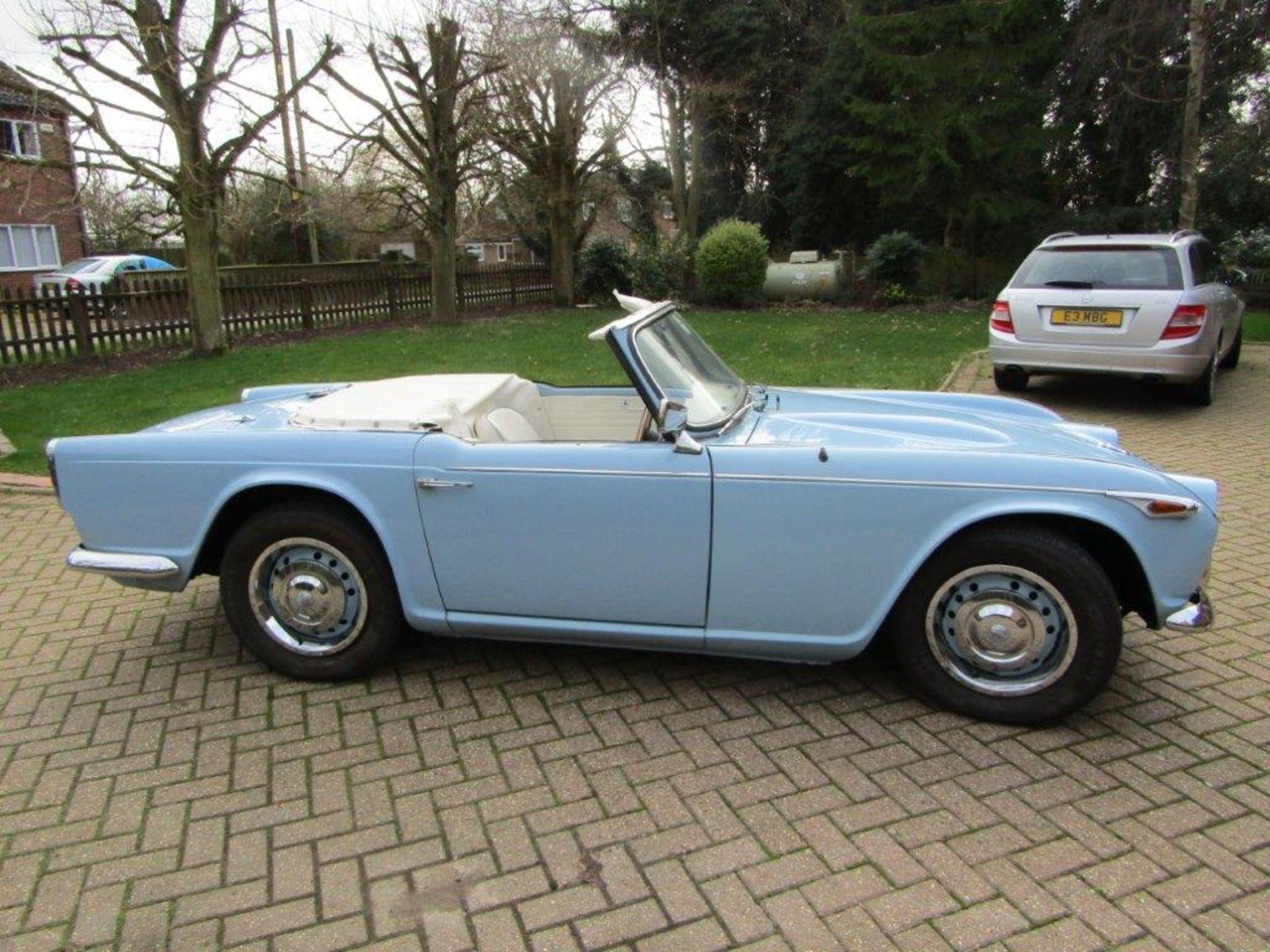 1965 Triumph TR4 - Image 9 of 17