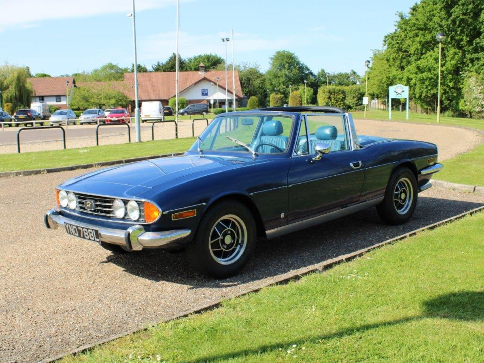 1973 Triumph Stag 3.0 LHD - Image 3 of 28