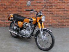 1973 Honda CB 350 K