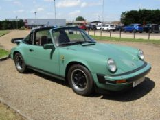 1982 Porsche 911 3.0 SC Targa