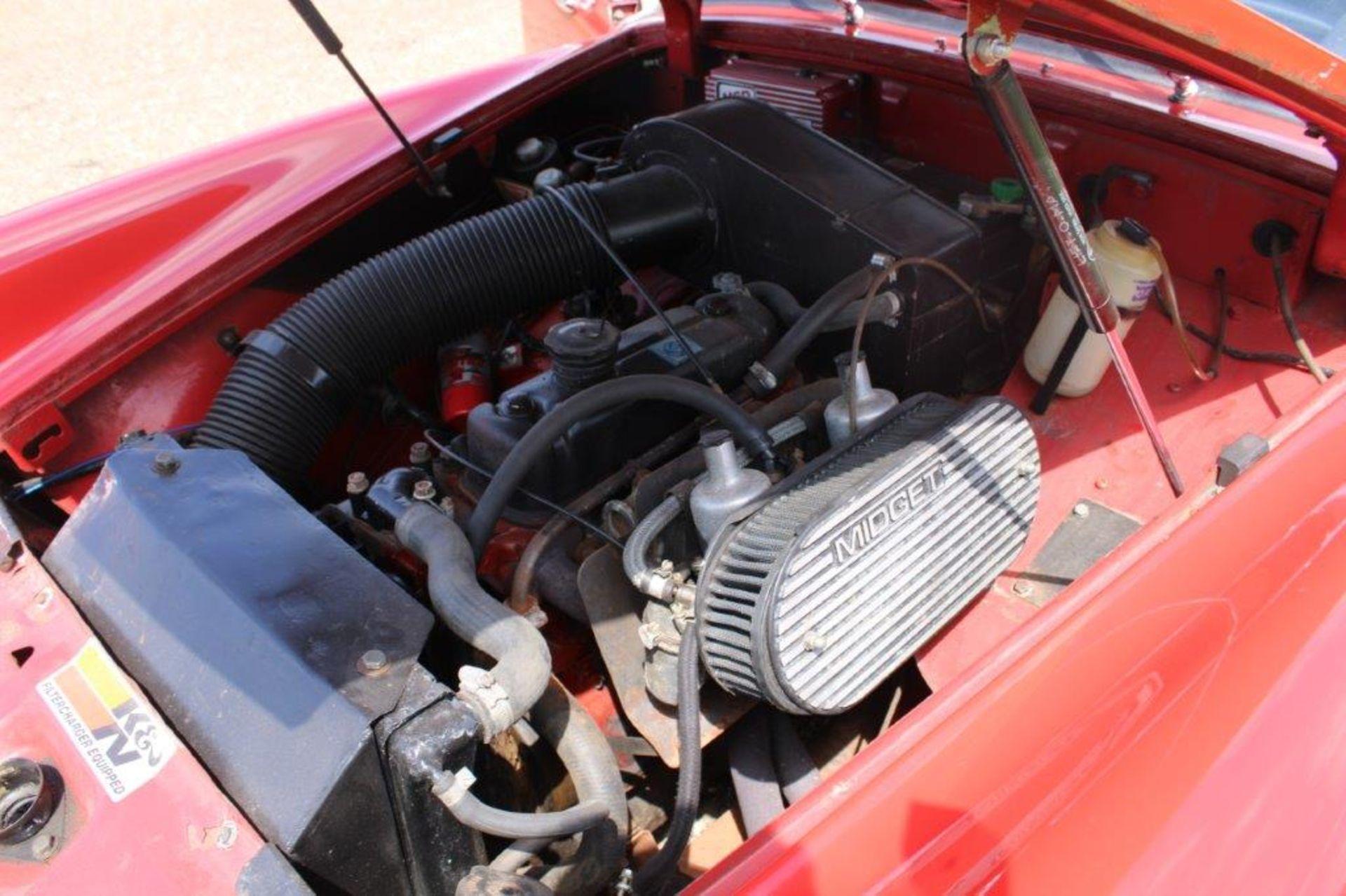 1973 MG Midget MK III - Image 17 of 25