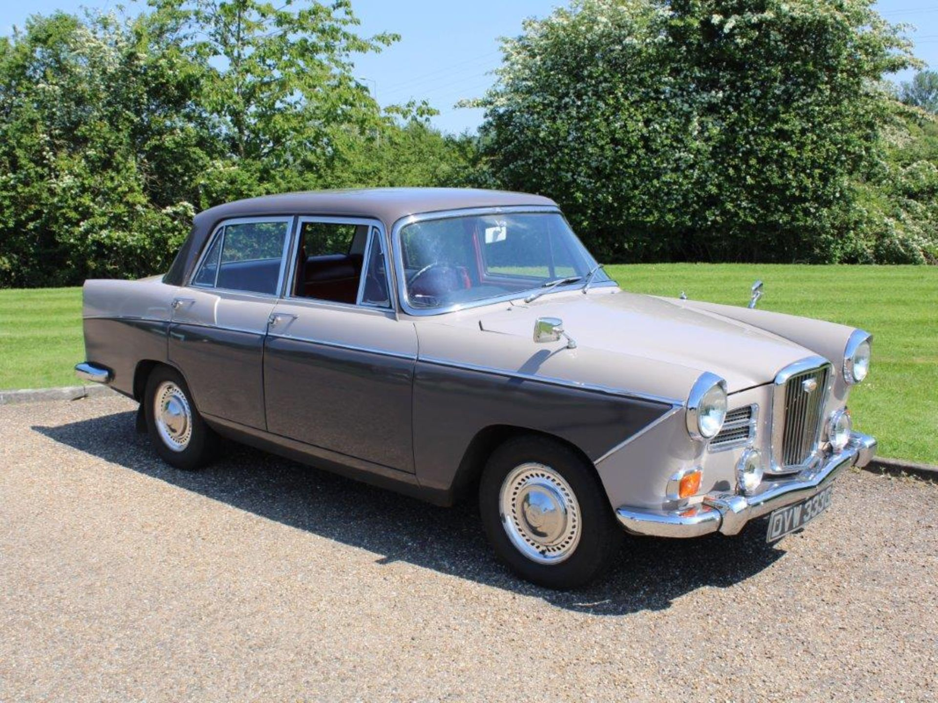 1969 Wolseley 16/60 Auto