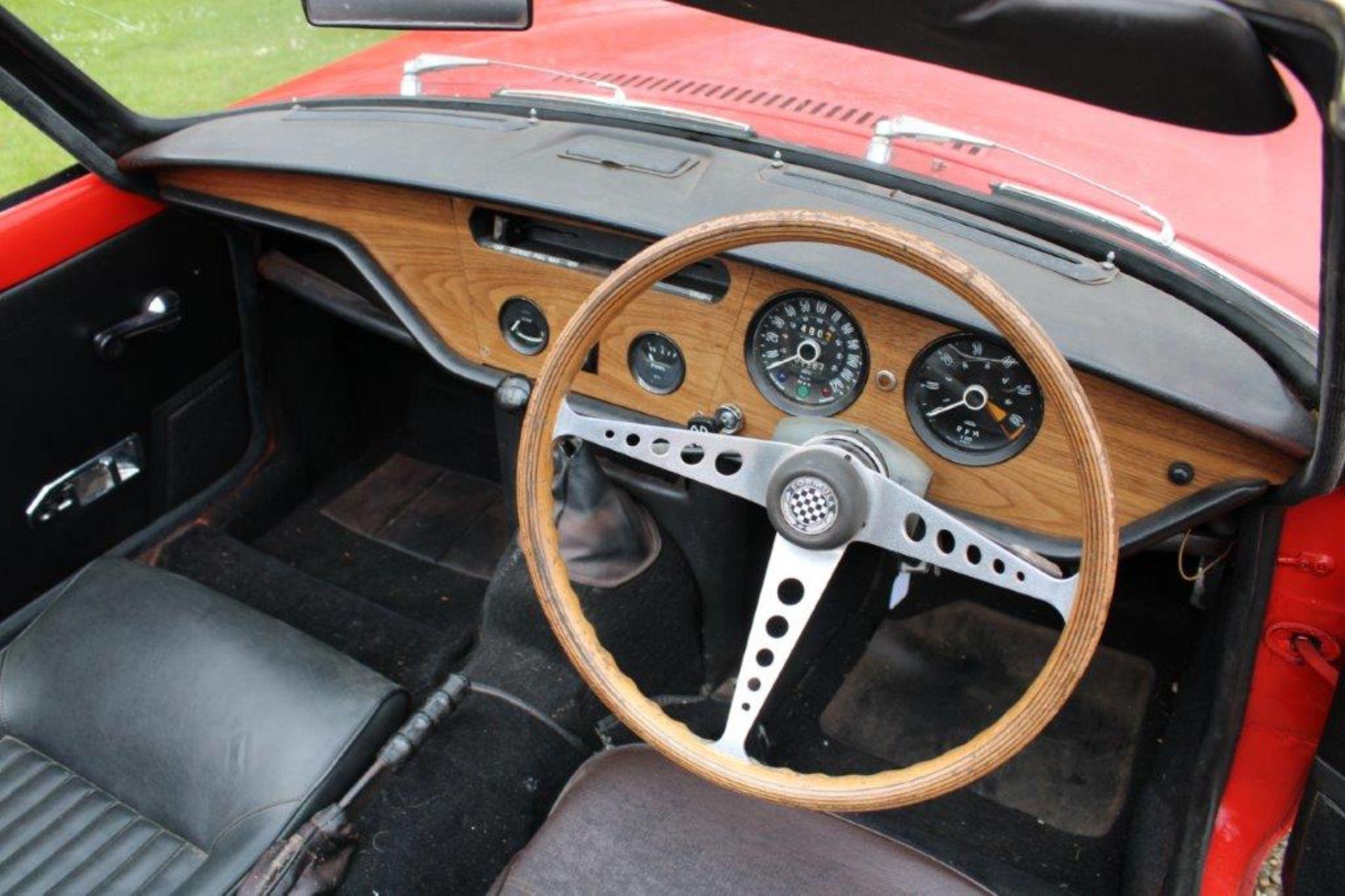 1972 Triumph Spitfire MKIV - Image 18 of 32