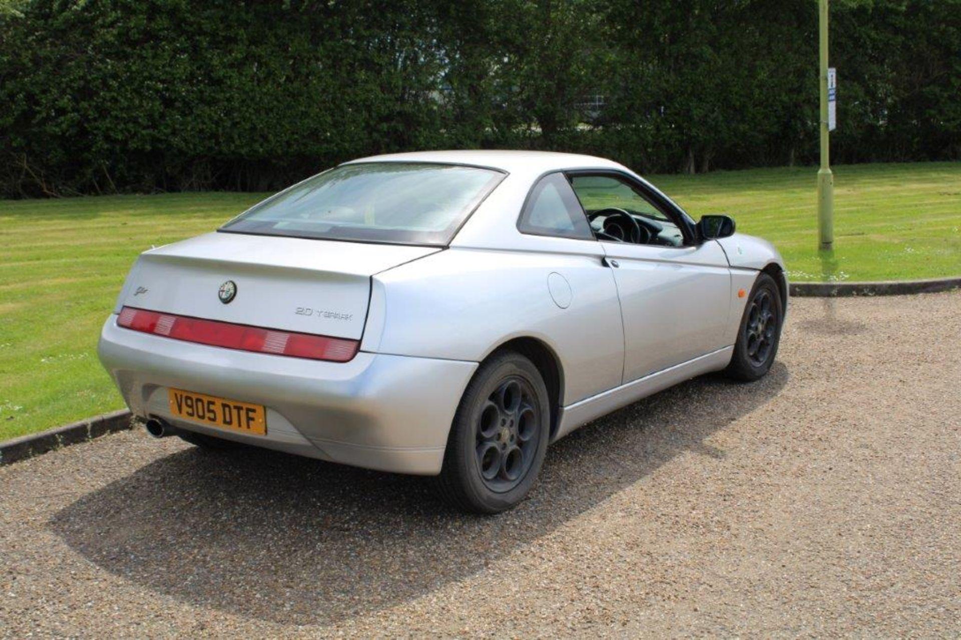1999 Alfa Romeo GTV Lusso T-Spark 16v - Image 4 of 18