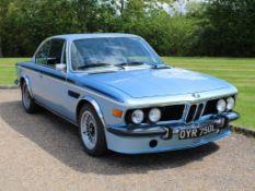 1972 BMW E9 3.0CSL