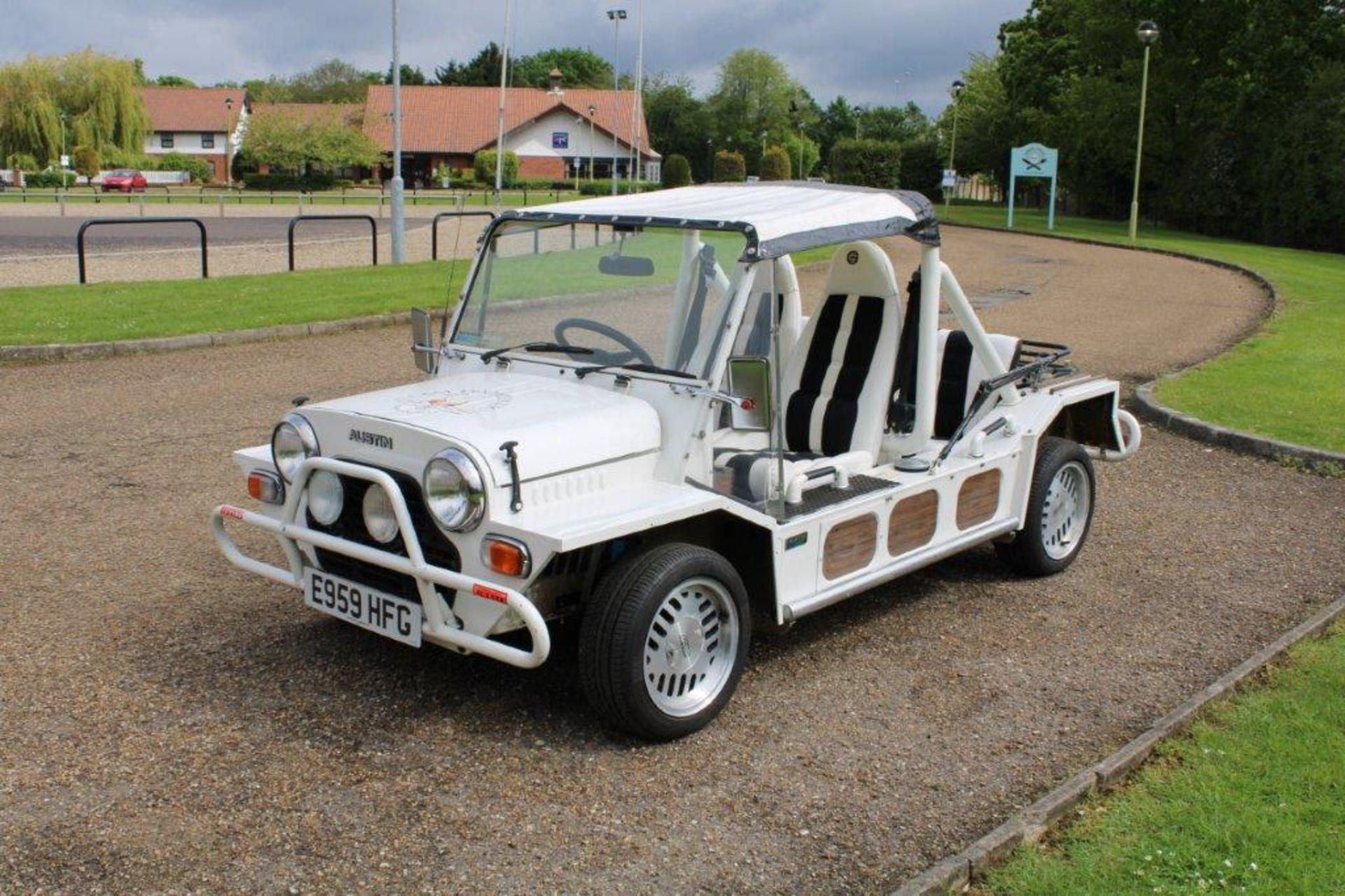 1988 Austin Rover Mini Moke - Image 5 of 22