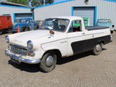 1960 Standard Six Vanguard Pick-Up