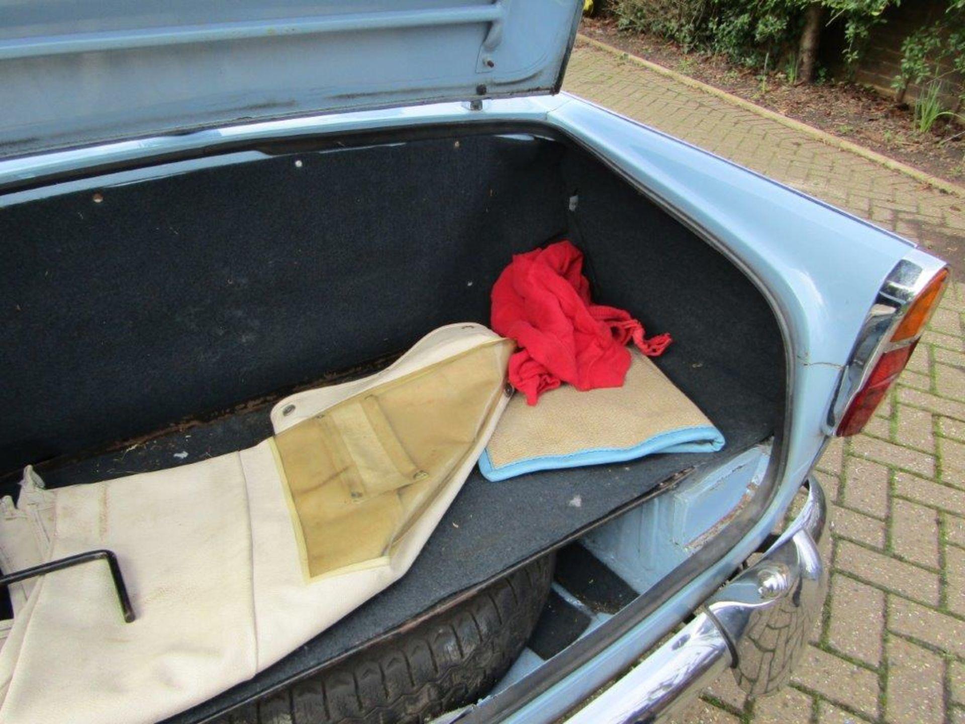 1965 Triumph TR4 - Image 14 of 17